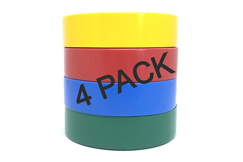 4 Pack - Electrical Tape