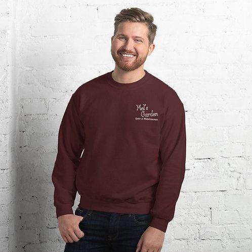 DARK COLOURED Embroidered Unisex Sweatshirt