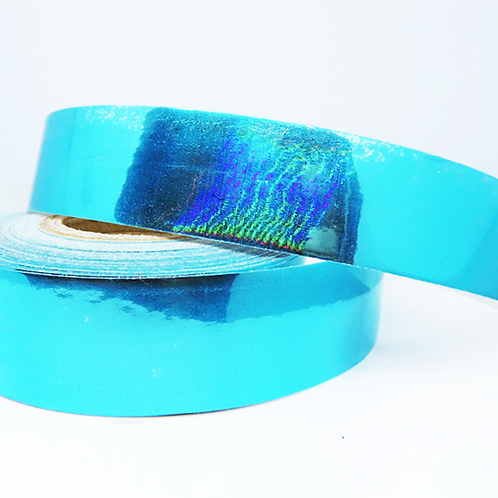 Holographic Tape TEAL