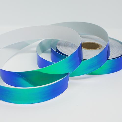 Colour-Shifting Tape IRIDESCENT BLUE