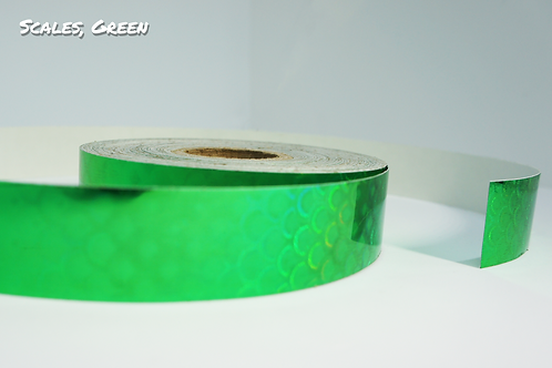Scales Tape GREEN