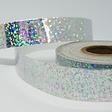silver glitter hula hoop tape disco hoops melbourne