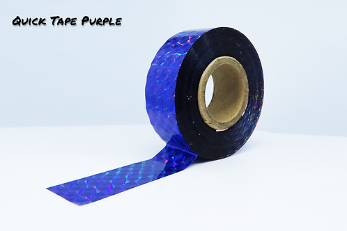 Quick Tape PURPLE - Budget 50m Rolls
