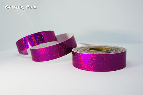 Glitter Tape PINK