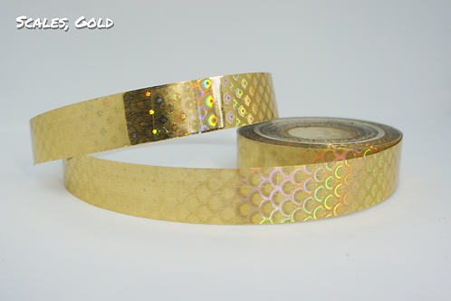 Scales Tape GOLD