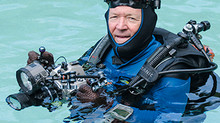The man behind the scuba instructors I.D Bible!