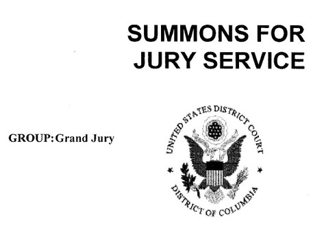 I Served on a Federal Grand Jury; It Works Like This