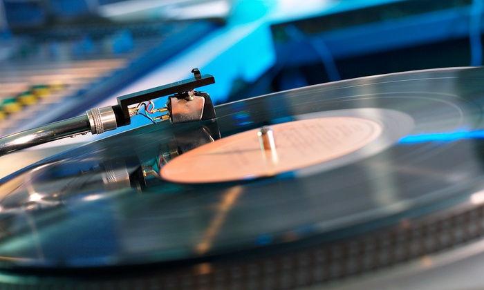 Vinyl DJ Skills