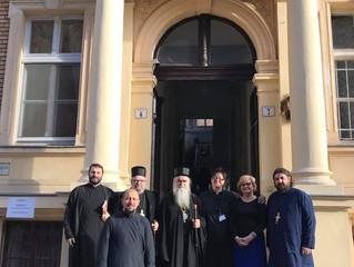 Митрополит Амфилохије и епископ Лукијан посетили Српску школу на Тргу ружа