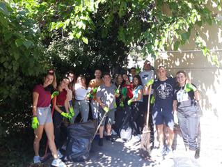 У Српској школи у Будимпешти одржан еколошки дан
