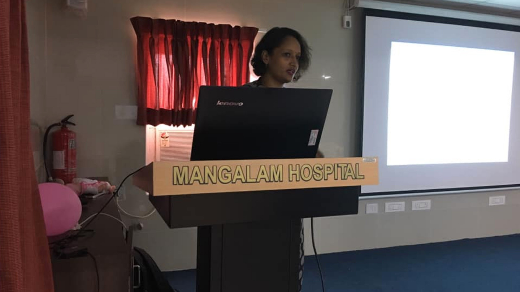 Breastfeeding Session at Mangalam Hospital