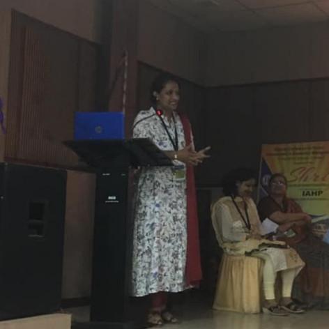 Speaker at Psychology Conference - Kolkata