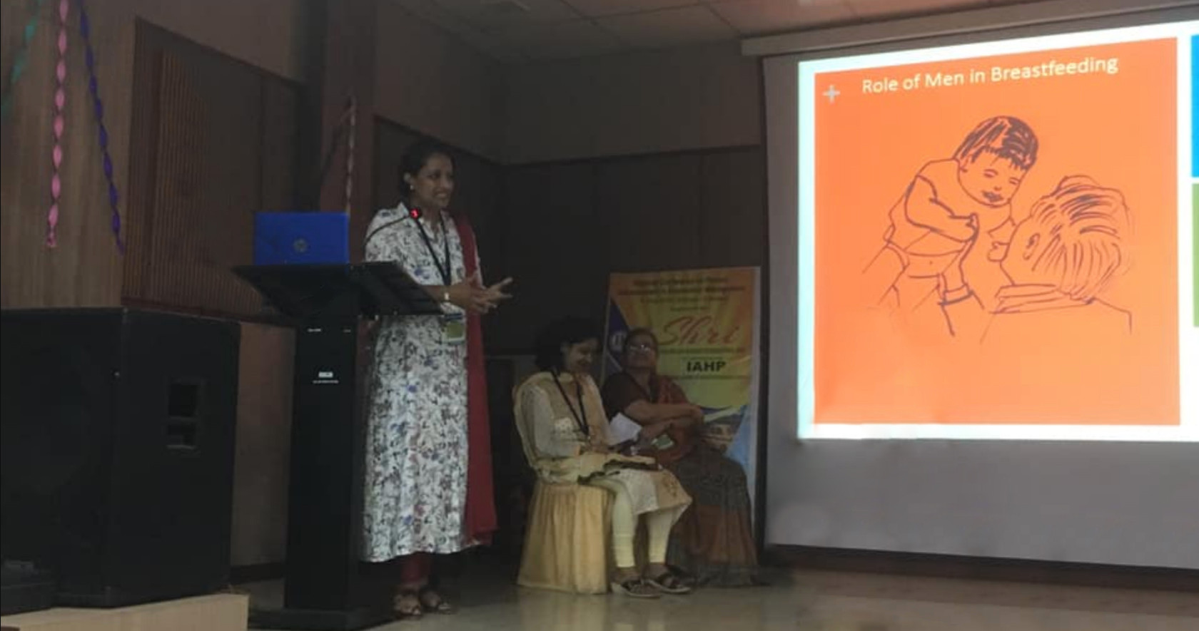 Speaker at Psychology Conference - Kolkata