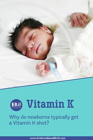 Vitamin K Brochure