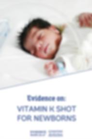 Vitamin K Shot Brochure