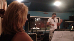 recording with friends