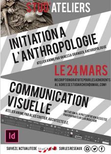 Anthropologie - Communication visuelle - 24 mars 2018