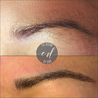 Initial Session Microblading