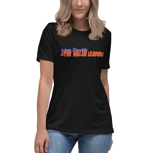 Value Leaders Women's Relaxed T-Shirt