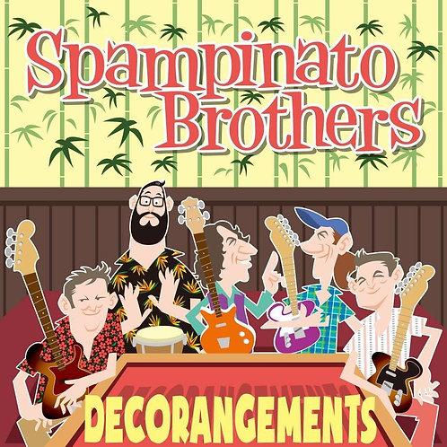 Spampinato Brothers Decorangements CD