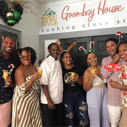 Goombay House Cooking Studio Bahamas