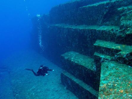 Ancient Underwater Architecture