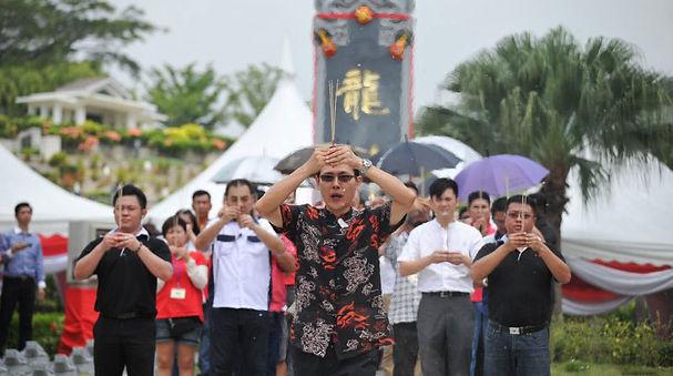 Sheng Ji Ceremony