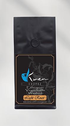 Ethiopian Yirgacheffe Natural - A Fruit-Driven Coffee 12oz