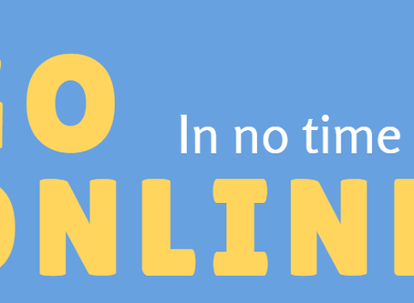 Go Online in No Time! Software for secure online classes