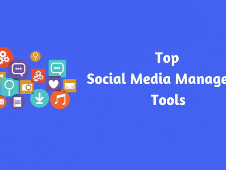 Best social media management tools you must use by 2020