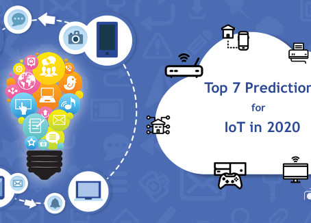 Top 7 predictions for IoT in 2020