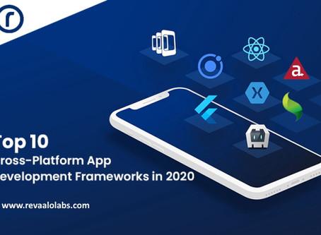 Top 10 Trending Cross Platform App Development Frameworks for 2020