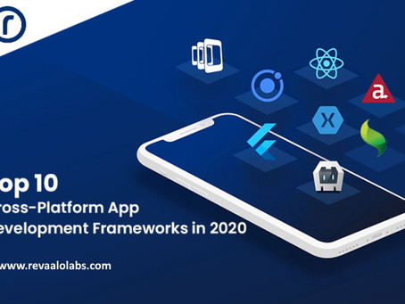 Top 10 Trending Cross Platform App Development Frameworks for 2020
