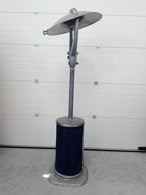 Venkovní plynový zářič, infra topidlo, mobilní topení na terasu