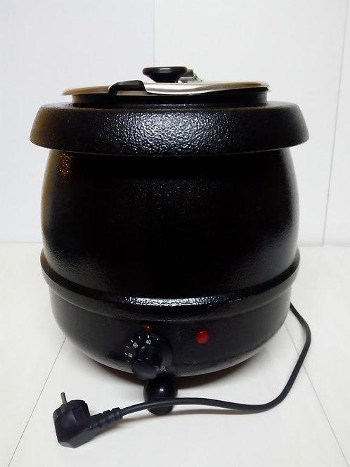 Elektrický kotlík na polévku a guláš, 9,5l