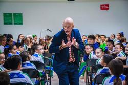 Storyteller Clive PiG
