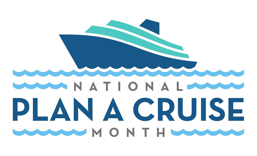National Plan A Cruise Month Logo