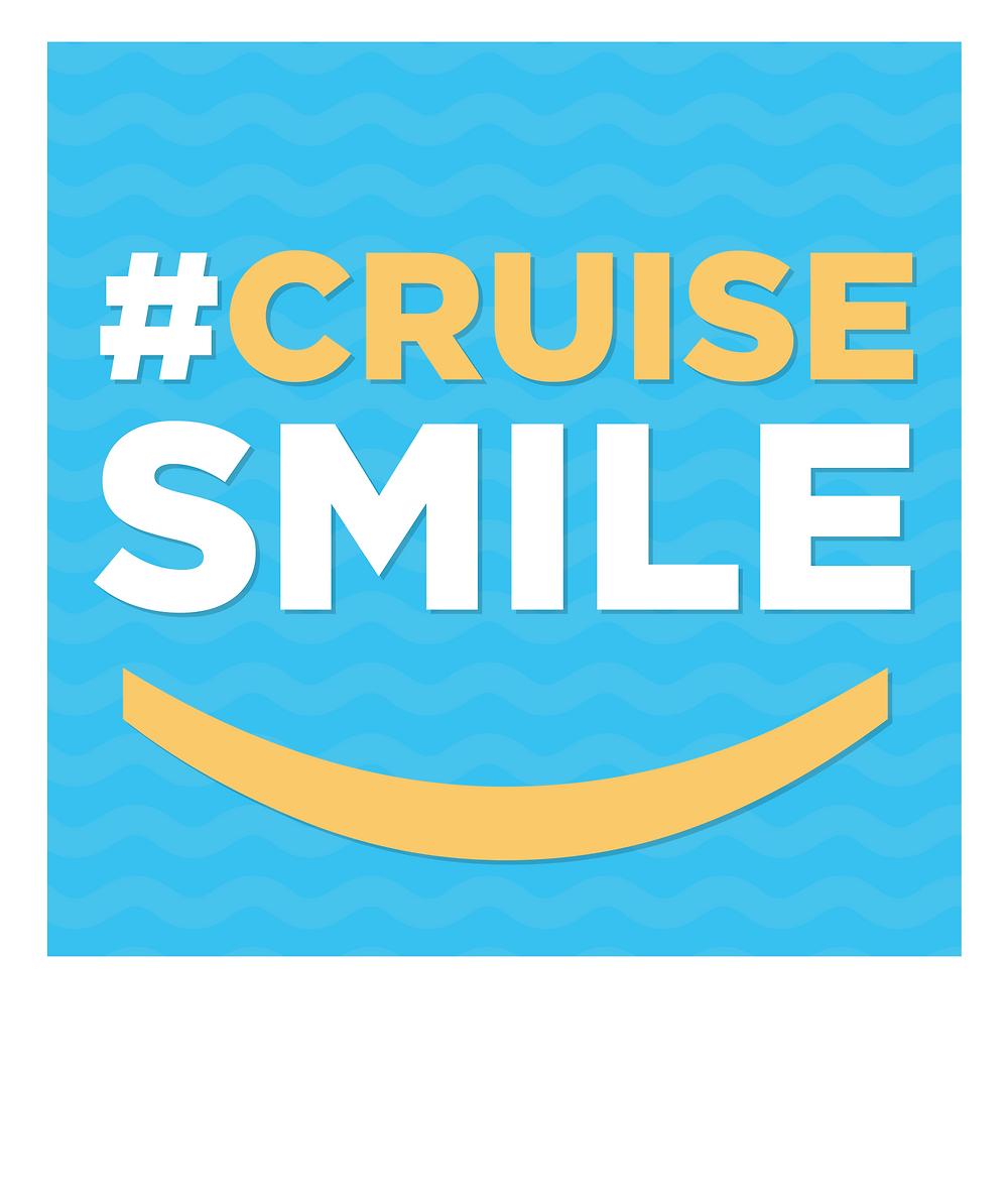 #CruiseSmile Logo