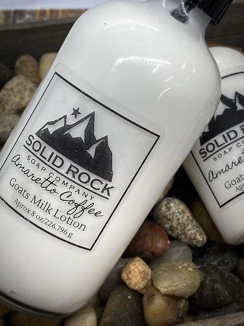 Amaretto Goat Milk Lotion