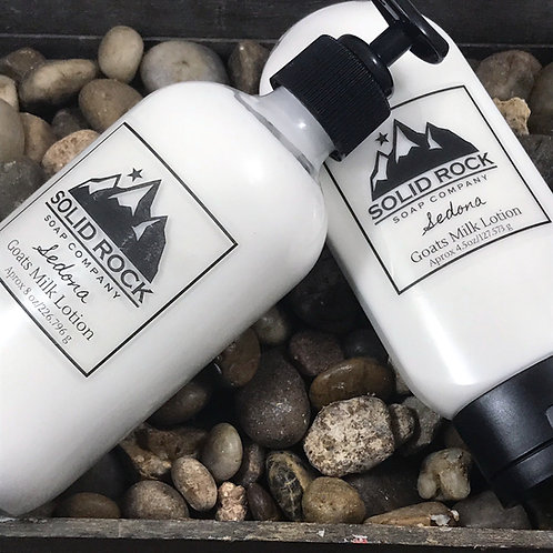 Sedona Goat Milk Lotion