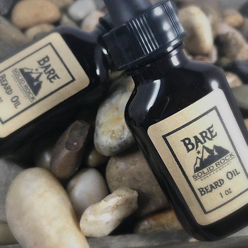 Bare Beard Oil