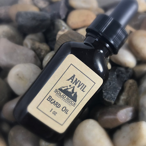 Anvil Beard Oil