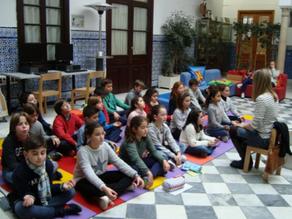 Des séances de bibliothérapie dans un établissement scolaire