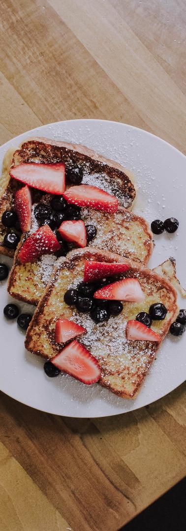 Fruit French Toast
