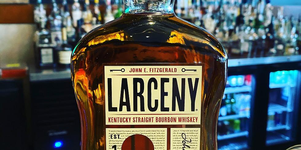 Larceny Single Barrel Tasting
