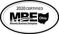 Ohio 2020 MBE Certified Minority Business Enterprise Certification