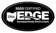 Ohio 2020 EDGE Certified Encouraging Diversity Growth Equity Certification