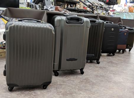 スーツケース/キャリーケース入荷