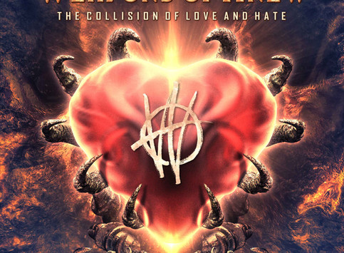 WEAPONS OF ANEW To Release 'The Collision Of Love And Hate', Hit The Road With TESLA