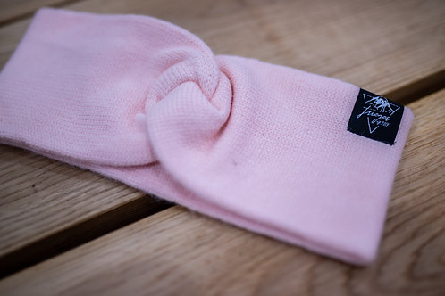 Twist Knit Stirnband
